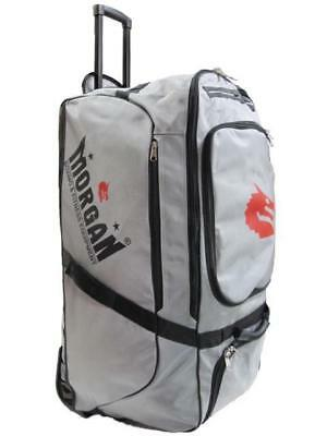 MORGAN DELUXE TROLLEY GEAR BAG Gym cross fit boxing mma CSW
