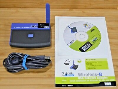 Linksys wusb11 ver. 2. 8 driver.