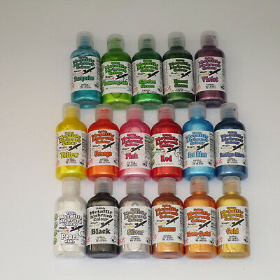 Magic Colours Metallic Airbrush Colour 55ml - range of colours