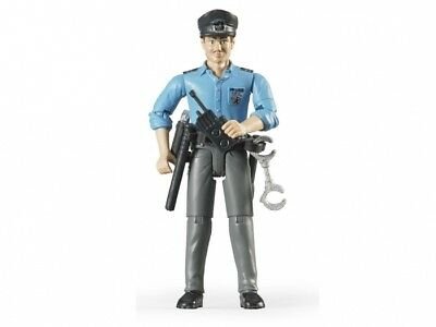SALE - Bworld Policeman With Accessories 60050
