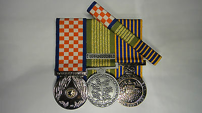 Emergency Service Medals, National Emergance Medal, National Medal