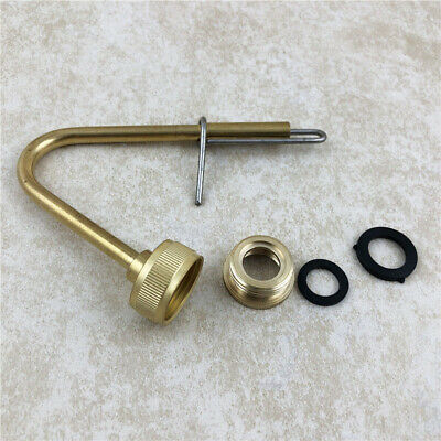 BRASS JET CARBOY & Bottle Washer Faucet Adapter Home Brew ...