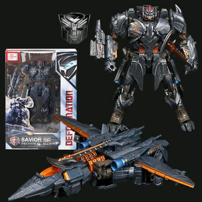 Transformers 5 The Last Knight Megatron K.o Action Figures V Class Toy Gift