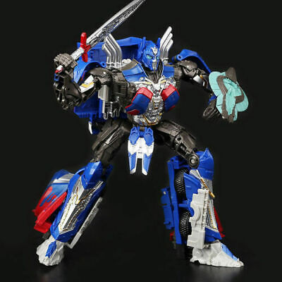 Transformers 5 The Last Knight Optimus Prime K.o Action Figures V Class Toy Gift