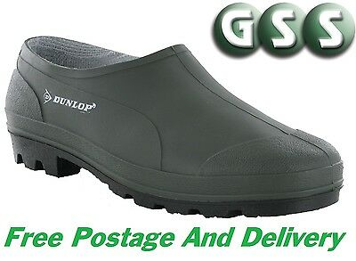 Dunlop Unisex Gardening Wellington Shoes UK Sizes 3-11, Ideal For Gardening