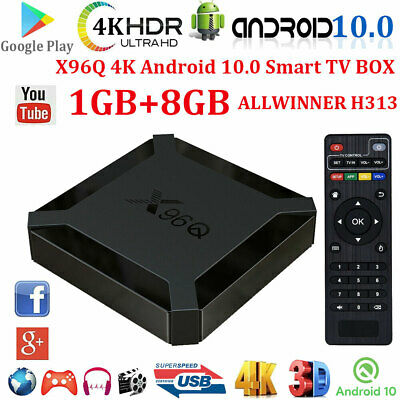 2019 HK1MINI RK3229 2+16G 4K Smart TV BOX Android 9.0 Pie Quad Core Wifi HDMI2.0