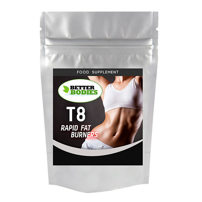 T8 Rapid Fat Burners Diet Weight Loss Slimming Pills Strongest Diet Aid