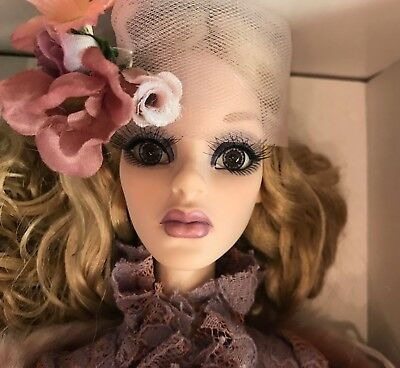 Tonner Wilde Imagination Evangeline Ghastly ~ Gothic Rose Parnilla Full Doll