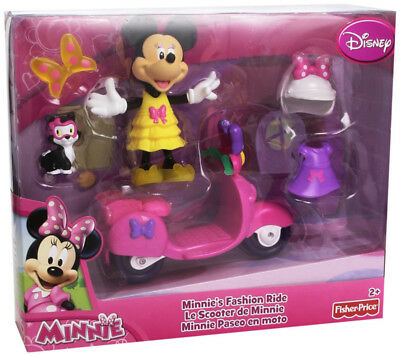Minnie et son Scooter Fisher Price - Fisher Price