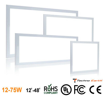 12W 45W 50W 72W LED Ceiling Panel Ultra Thin Glare free Natural Cool Light Kit