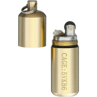 Maratac Brass Peanut Lighter