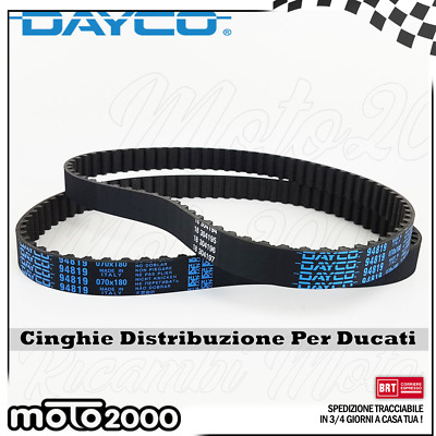 Cinghie Distribuzione Dayco Ducati Monster Supersport Cagiva Elefant 900 2001