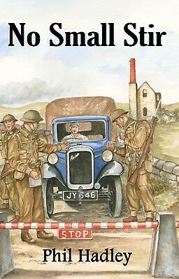 No Small Stir by Phil Hadley (historical fiction set in Cornwall in World War 2)