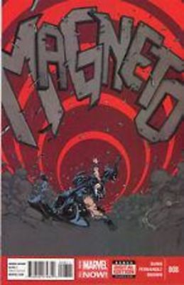 Magneto #8 VF/NM