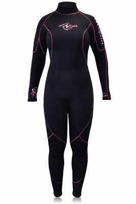 cc3622c9c1c5 AQUA LUNG AQUAFLEX 5mm Men's Scuba Diving Wetsuit - $399.00 | PicClick