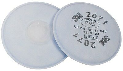 3M 2071 P95 Particulate Filter (6 pairs)