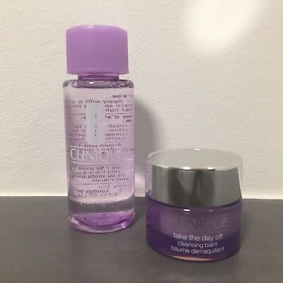 Clinique take the day off Make-Up Remover & Cleasing Balm Neu!