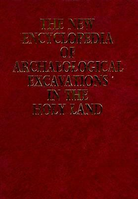 Encyclopedia of Archaeological Excavations in the Holy Land-ExLibrary