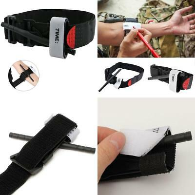 Tourniquet Rapid One Hand Application, First Aid for Emergency or Outdoor Rescue