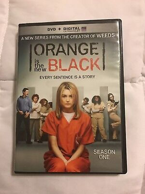 Orange Is The New Black Season 1 DVD and digital download