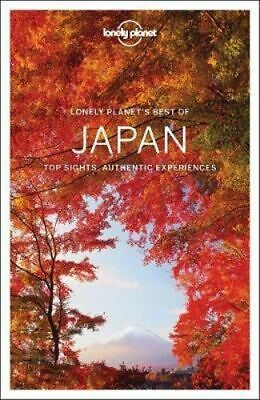 NEW Best of Japan By Lonely Planet Travel Guide Paperback Free Shipping