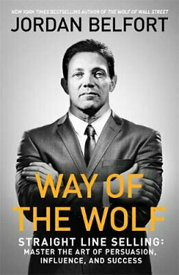 NEW Way of the Wolf By Jordan Belfort Paperback Free Shipping