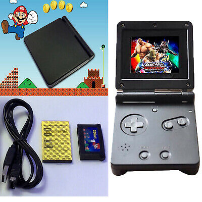 Mini 8Bit 142 Games Built-In Retro Portable Handheld Video Game Console Player