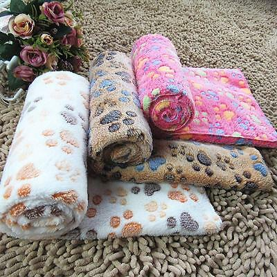 Cotone ultra-morbido Corle Dot Coperta Gola Pet Puppy Dog Baby Gatto R03