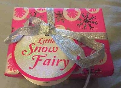 Lush Little Snow Fairy Gift Set Brand New Made In Dec2016 !