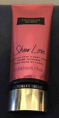 Victoria's Secret Sheer Love Hand & Body Cream 200ml !