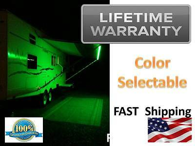 LED Motorhome RV Lights -Awning LIGHTING wrap around or apply straight flexable
