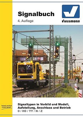 Viessmann 5299 Signal Book # NEW ORIGINAL PACKAGING #