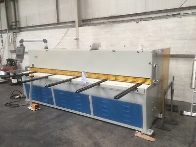 3PH Electric Sheet Metal Guillotine