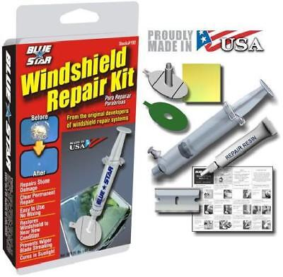 Windshield Repair Kit Exclusive Advanced Car Tools Fix Chip Stop Spreading Crack