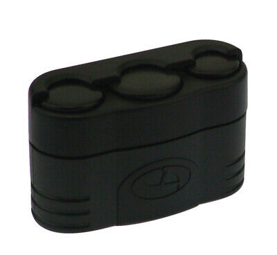 Custom Accessories Coin Holder Blk