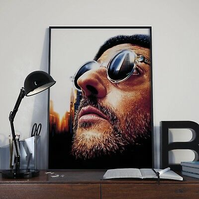 Leon - Movie Film Poster Print A3 A4 Posters