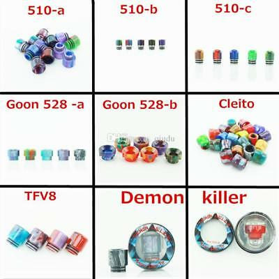 Drip Tip Demon Killer Resin 810 per Smok TFV8