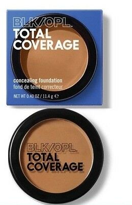 Black Opal Total Coverage Concealing Foundation Original All Shades