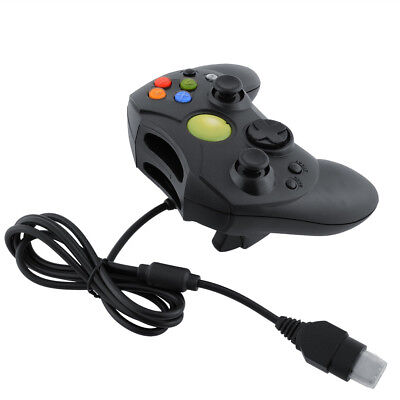 New Wired Game Controller Joypad Joystick S TYPE For Microsoft XBOX Gift