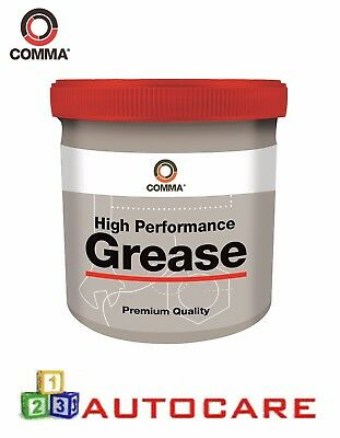 Comma Bearing High Performance Grease BG2500G