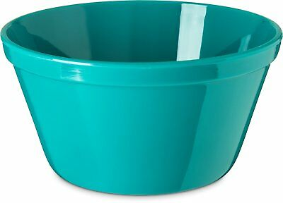 Carlisle PCD30815 Long-Life Polycarbonate Rimmed Bouillon Cups, 8 Oz., Teal Pack