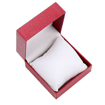 Bangle Jewelry Ring Earrings Bracelet Wrist Watch Present Gift Boxes 10*10*6cm