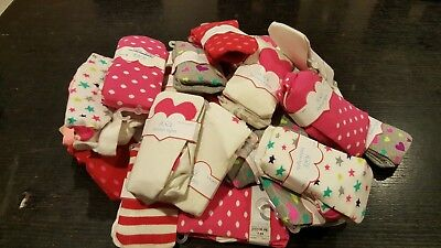 Lot of 35 Girls Children's Place Tights Assorted  Colors, Styles NWT