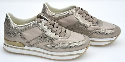 sports shoes d662c 563cd Hogan H222 Donna Scarpa Sneaker Casual Tempo Libero Art. Hxw2220N62386Z0G47