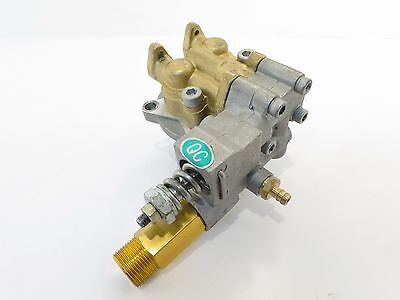 Pressure Washer Pump HEAD ASSEMBLY & OUTLET MANIFOLD  Himore Homelit 308653035