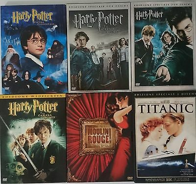 Lotto Stock Dvd Film 88 Dvd Originali Da Collezione Privata