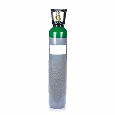 Argon Gas Bottle Cylinder 100% FULL 8 Liter 150 Bar Pure Gas Welding NEW