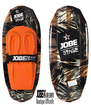 Kneeboard Stage Jobe 2018 => La board la plus légère, la plus technique