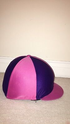 Equestrian Hat Covers