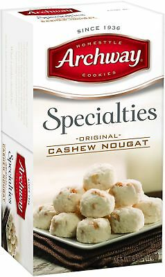 Archway  Original Cashew Nougat Cookies, 6 Ounce